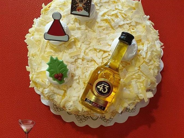 LICOR 43 TAARTJE (8 pers.)